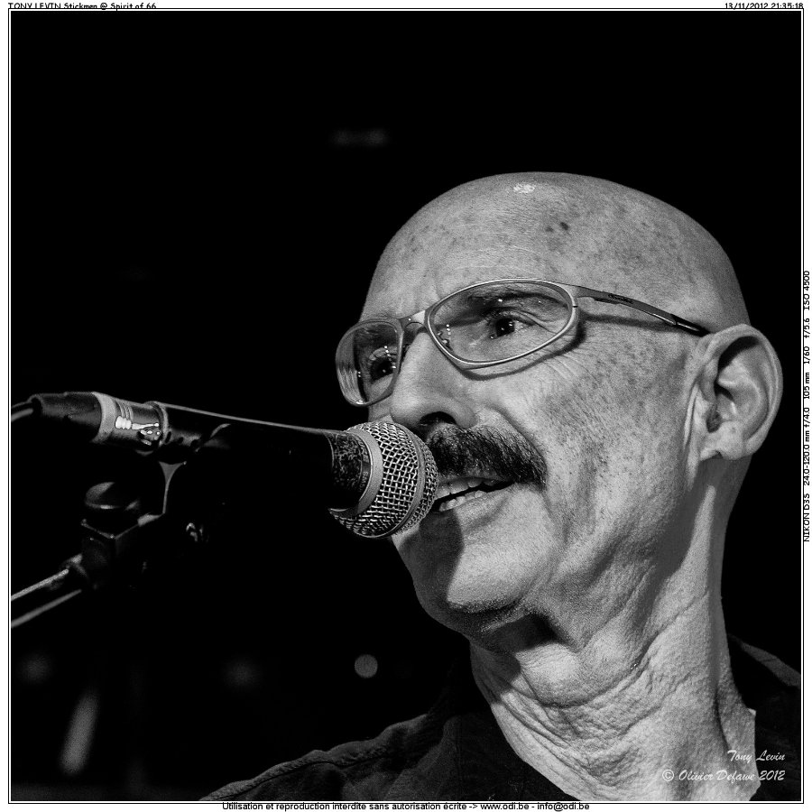 Tony Levin Stickmen
