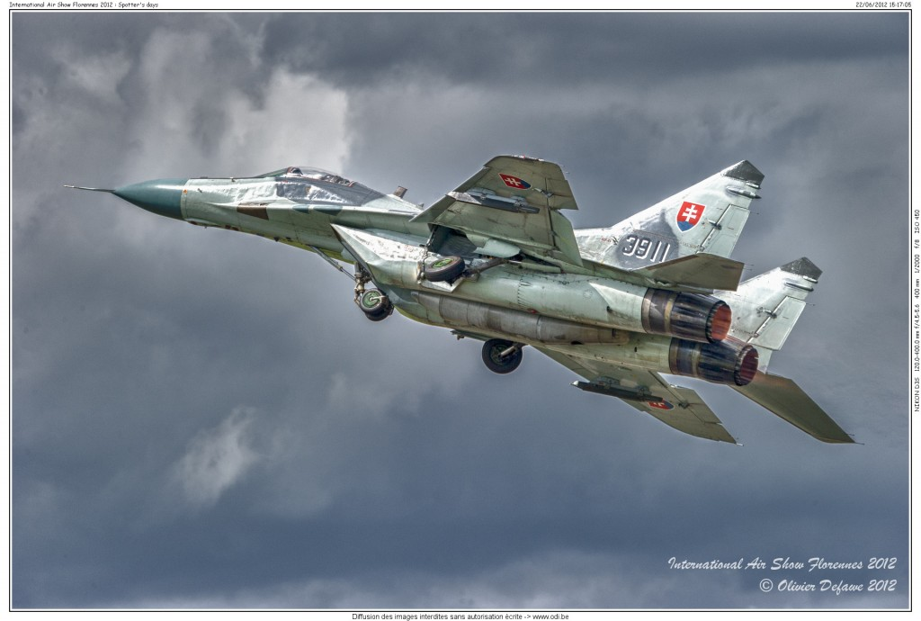 International Air Show Florennes 2012